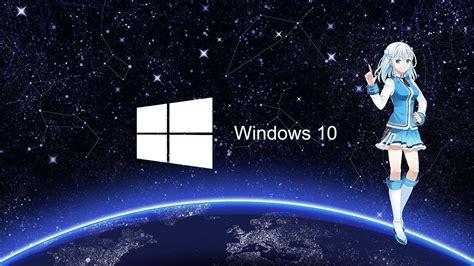 girl themes for windows 10 windows 10 anime girl wallpaper http hdwallpaper info