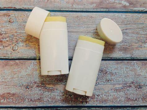 Handmade Deodorant - deodorant paleo cupboard