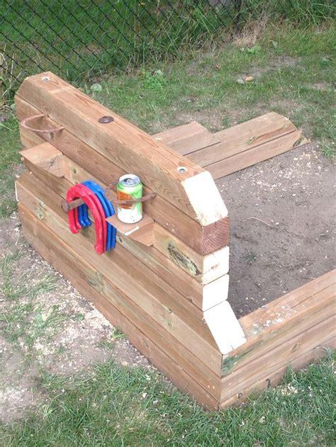 horseshoe pit top 25 ideas about shoe pit on horseshoe