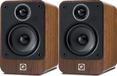 Speaker Q Acoustics audio centre q acoustics 2010i speakers