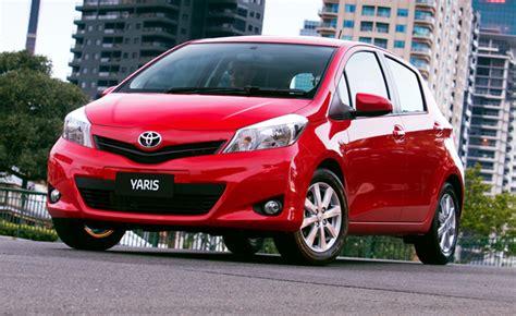 Toyota Yaris Recall Tiny Toyota Yaris Gets Tiny Recall 187 Autoguide News