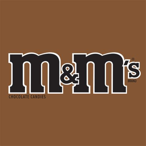 M Vector Logos Brand Logo - m and m s chocolate candies logo vector in eps