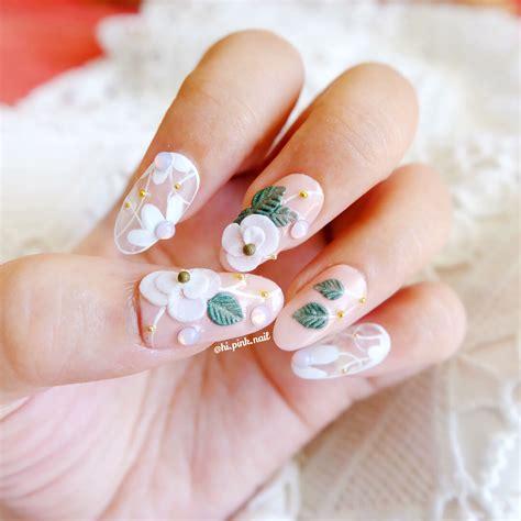 imagenes de uñas acrilicas para fiestas las mejores u 209 as para boda novias casamiento 150