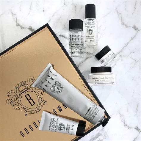 To The Rescue Detox Hydrate Set by Brown 2016 Gift Giving Collection Swatches