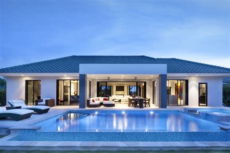 hua hin homes for sale luxury development baan ing phu