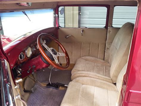 model a ford upholstery 1929 ford model a interior pictures cargurus