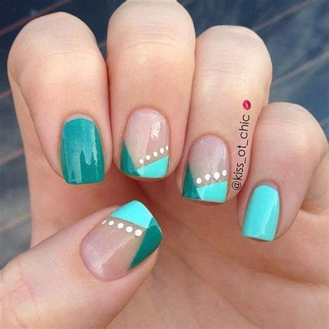 Nail Designs For Beginners by 30 Easy Nail Designs For Beginners Hative