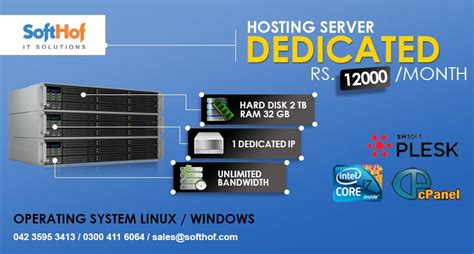 Promo Small Server by Web Hosting Promotions In Pakistan Softhof Hosting