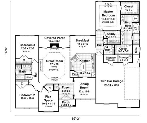 4 bedroom ranch style house plans 4 bedroom house plans with walkout basement luxury ranch