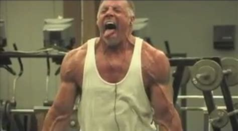 ultimate warrior bench press ultimate warrior still incredibly massive and ripped at the age of 50 years old