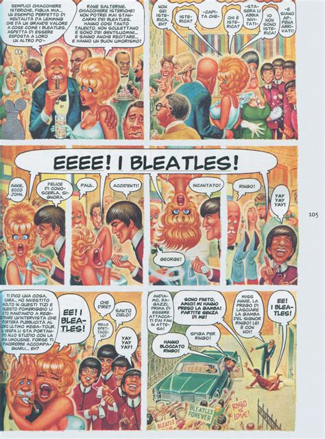 italian playboys series 1 a comprehensive guide to the beatles of comic