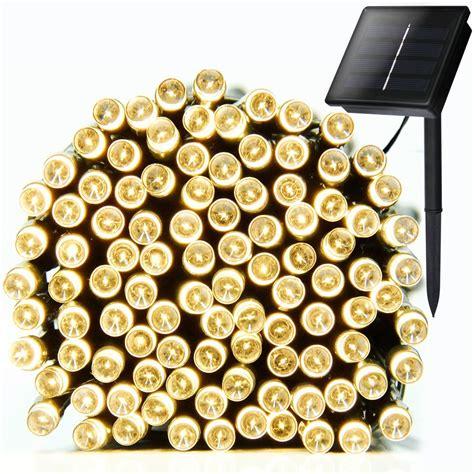 Best Solar String Lights Best Solar Powered String Lights Ledwatcher