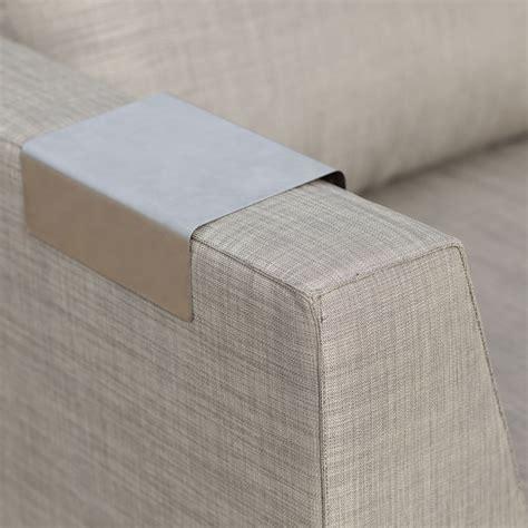 sofa ablage 13 5cm tablett universal edelstahl ablage f sofa