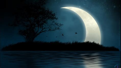 imagenes de paisajes en la noche fondos de pantalla de paisaje de noche tama 241 o 400x300