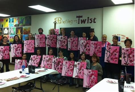 paint with a twist painting with a twist salt lake city painting
