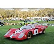 1971 Ferrari 512M – Auto Bild Idee