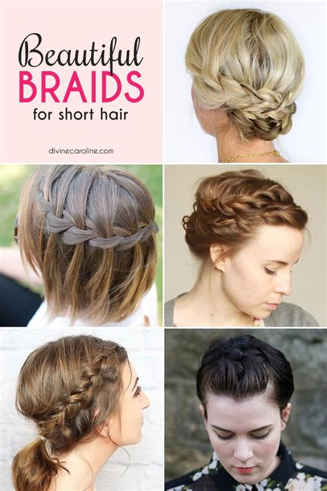how to braid short hair 11 beautiful braids for short hair beautiful braids