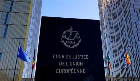 Sede Della Corte Di Giustizia Europea by Dipendente Licenziata Per Il Velo Parere Della Corte Di