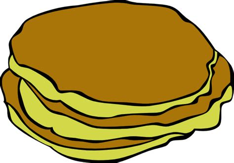 pancake clipart pancakes clip at clker vector clip