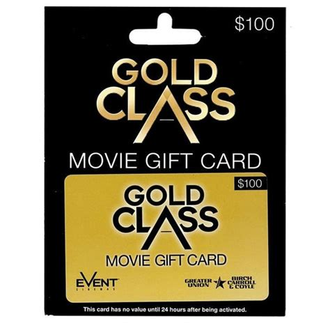 Gold Class Gift Card - gold class movie voucher 100 stuck on gift ideas for him tim robards has a few