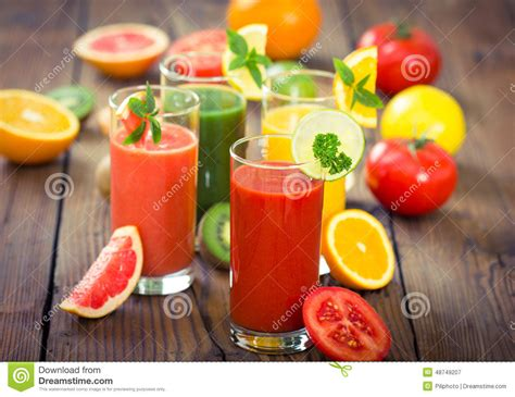 2 fruit 5 veg smoothie healthy fruits and vegetables smoothies stock image