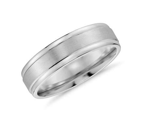 The Blue Nile Men's Wedding Bands   Cool Wedding Bands