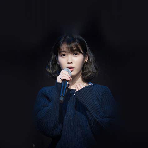 4k kpop wallpaper hn38 iu jieun kpop girl dark cute wallpaper