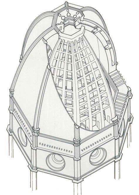 cupola brunelleschi costruzione architettura 400