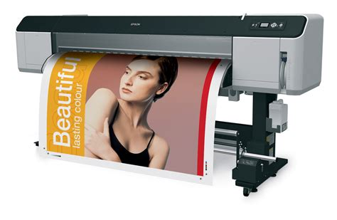 Printer Epson Gs6000 Epson Stylus Pro Gs6000 Reviews Epson When Epson Decided To Develop A Commercial Outdoor