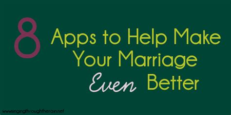 Apps For Married Couples My Top 10 Most Popular Posts Of 2013 Singing Through The