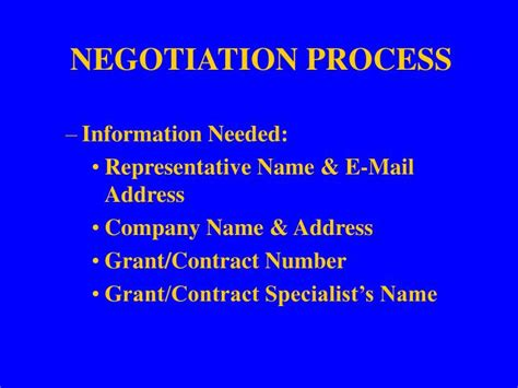 Offer Letter Negotiation Process Ppt Darth Dfas Arrives At 123 Easy Inc For A Site Visit Powerpoint Presentation Id 4480829