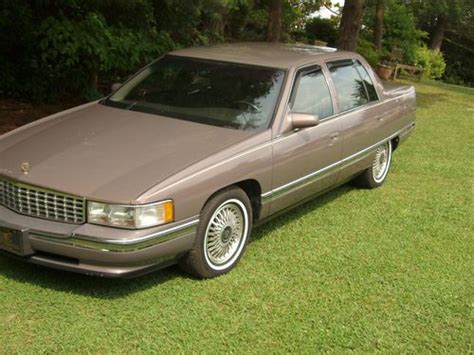 1995 cadillac deville 4 9 l owners manual purchase used 1995 cadillac deville base sedan 4 door 4 9l in kingsport tennessee united states