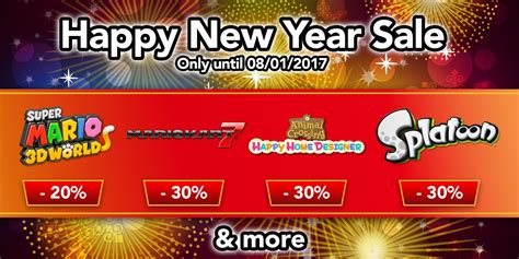 metrojaya new year sale 2016 nintendo eshop sale happy new year sale news nintendo
