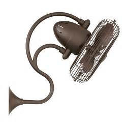 decorative wall mounted fans melody textured bronze oscillating wall mounted fan