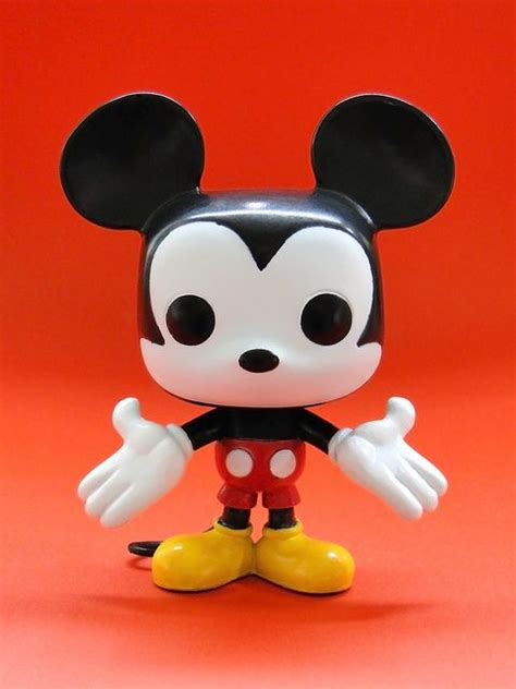 Funko Pop Mickey Mouse funko pop figure mickey mouse 2011 toys disney vinyls and pop vinyl