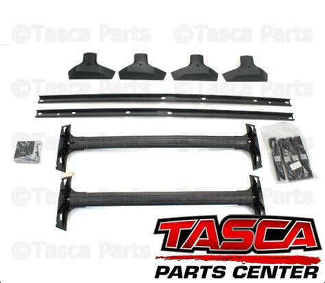 Chevy Traverse Roof Rack Cross Rails by New Genuine Oem Roof Rack Side Cross Rails 2010 2013 Chevy