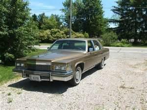 1979 Cadillac Fleetwood Brougham D Elegance Find Used 1979 Cadillac Fleetwood Brougham D Elegance
