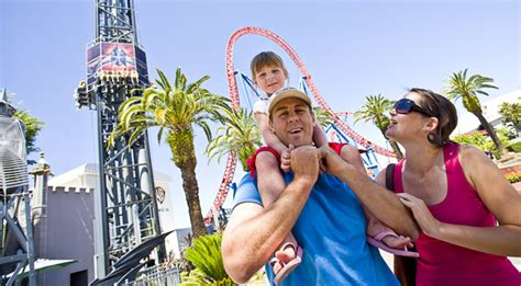 theme park queensland holiday package gold coast holidays with kids