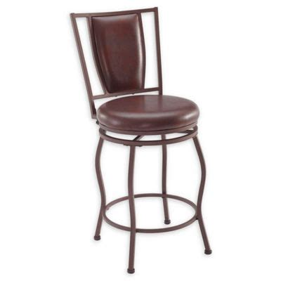 Linon Bar Stool Set Of 3 by Linon Home Jefferson Bar Stools In Brown Set Of 3 Bed