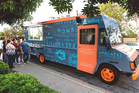 food truck brand design 8 ingenious food truck designs print magazine
