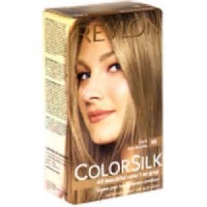 color silk colorsilk by revlon ammonia free permanent haircolor