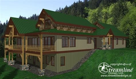 elements home design salt spring island salt spring island timber frame plans 4575sqft