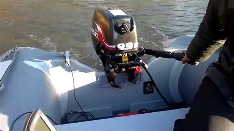 suzuki 9 9 hp test