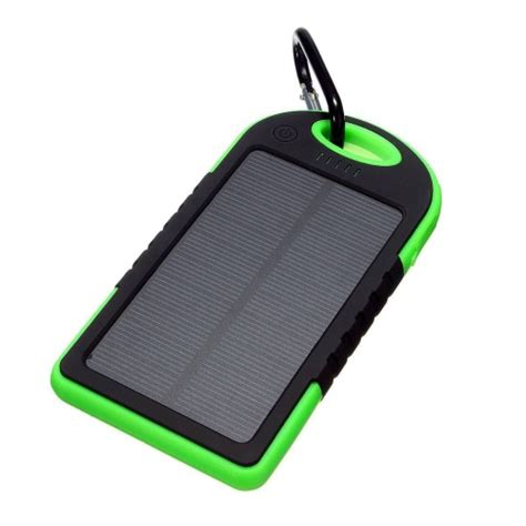 Power Bank Es500 solar power bank