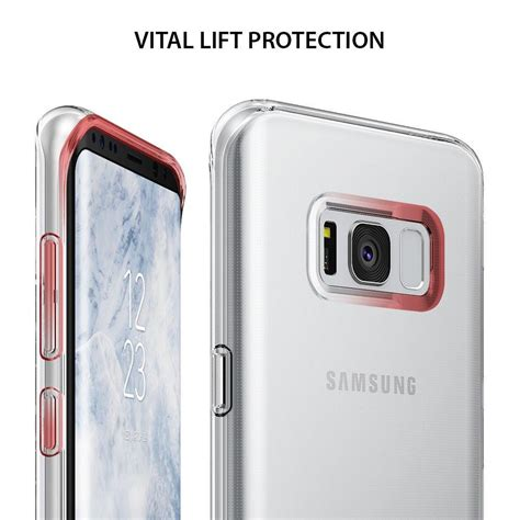 samsung galaxy s8 plus ringke 174 air lightweight thin transparent soft