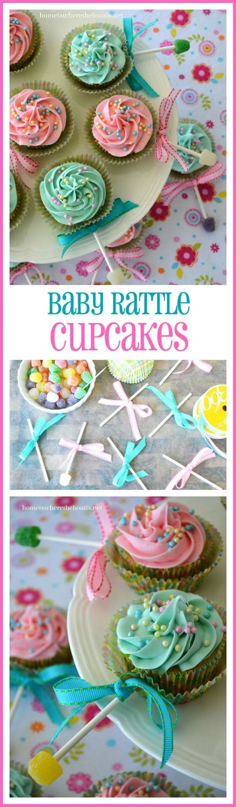 Baby Shower Cupcakes For by Best 25 Baby Shower Cupcakes Ideas On