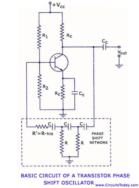 oscillator with capacitor resistor capacitor transistor oscillator 28 images kippgenerator oscillator electrical4u