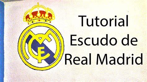 tutorial logo real madrid tutorial pintura del escudo del real madrid doovi
