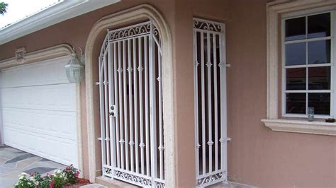 Front Door Security Bars Door Bars Incizo Door Bar