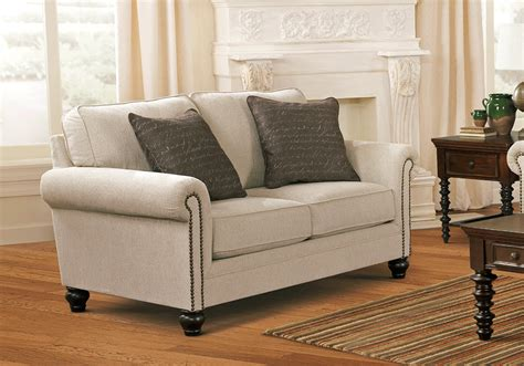 milari linen sofa set overstock warehouse